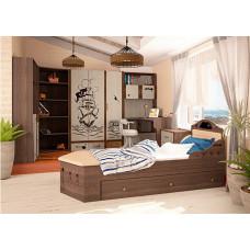 Детская комната Pirat комбинированная