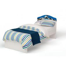 Кровать классика La-Man  для мальчика