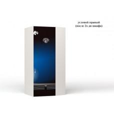 Шкаф угловой  Police 1 к шкафу 2-х дверному