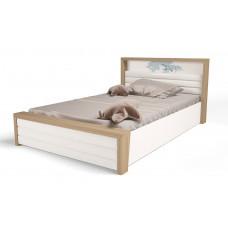 Кровать 3х размеров MIX Ocean c под.мех и мяг.изнож №6
