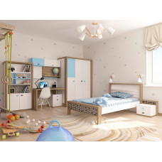 Детская комната MIX 2х цветов