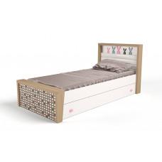 Кровать 2х размеров MIX Bunny pink №3
