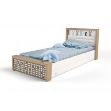 Кровать 3х размеров MIX Bunny blue №3