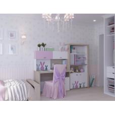 Детская комната MIX Bunny pink