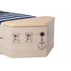 Ящик для игрушек приставной - Pirat