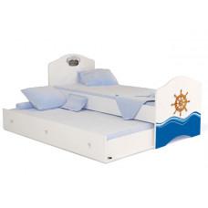 Кровать классика Ocean для мальчика