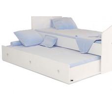 Выдвижной ящик/доп.спальное место  под кровать классика