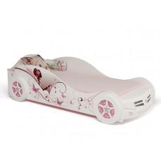 Кровать машина Фея со стразами Swarovski