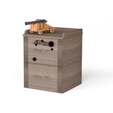 Тумба прикроватная Pirat