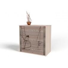 Комод Pirat комбинированный