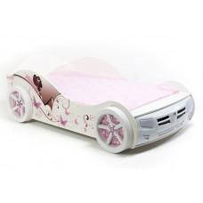 Кровать машина Фея без/со стразами Swarovski
