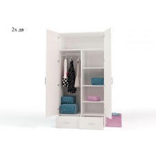 Шкаф 2-х дверный Человек паук