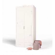 Шкаф 2-х дверный Lovely