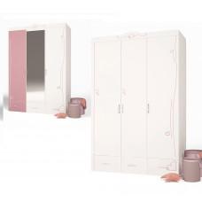 Шкаф 3-х дверный Lovely