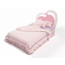 Кровать классика Lovely c подсветкой