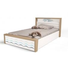 Кровать 3х размеров MIX Ocean c под.механизмом №5