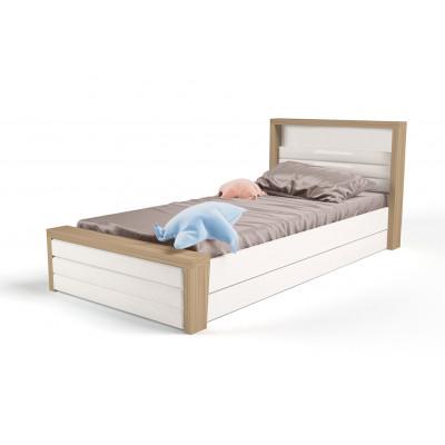 Кровать 3х размеров MIX с мяг.изножьем №4