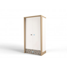 Шкаф 2х дверный MIX