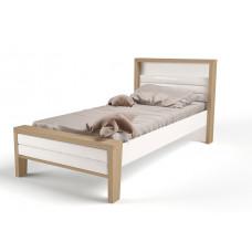 Кровать 3х размеров MIX с мяг.изножьем №2