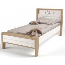 Кровать 3х размеров MIX Ловец Снов с мяг.изножьем №2